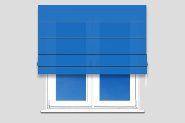 raffrollo vivid 41 blau online shop rollmayer de. Black Bedroom Furniture Sets. Home Design Ideas