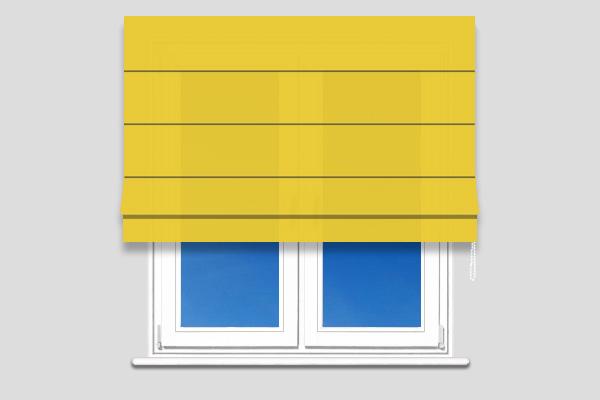 raffrollo vivid 5 gelb online shop rollmayer de. Black Bedroom Furniture Sets. Home Design Ideas