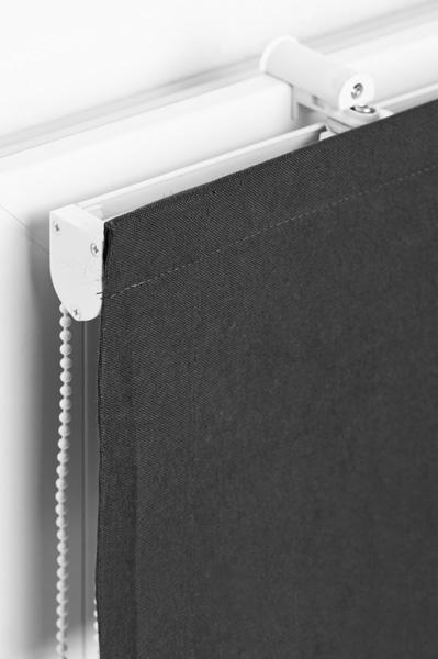 raffrollo ohne bohren gardine schnurzug raffgardine. Black Bedroom Furniture Sets. Home Design Ideas